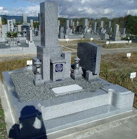 神徒型石碑と天平型外柵 4㎡